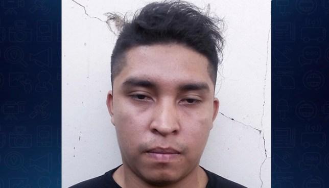 PNC captura en Ciudad Delgado a pandillero por actos de terrorismo