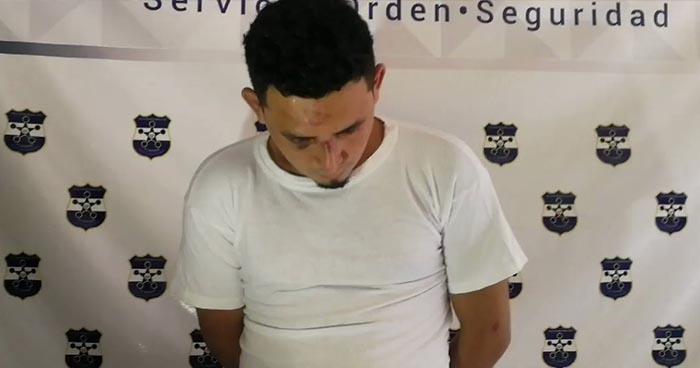 Recapturan en San Miguel a peligroso pandillero que se fugó de las bartolinas de San Francisco Gotera