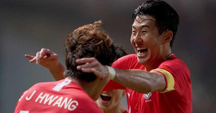 Jugadores de Corea del Sur ganan Juegos Asiáticos y se salvan del servicio militar