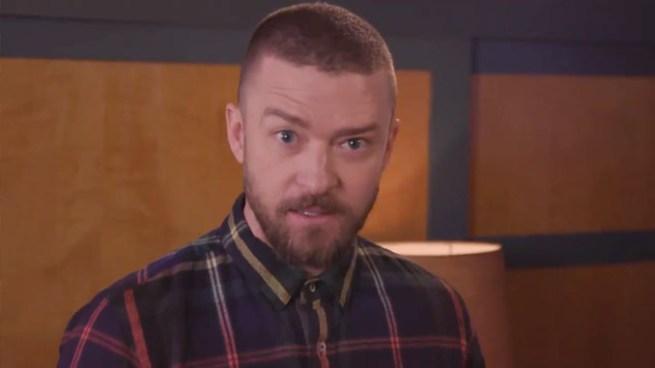 Justin Timberlake presente por tercera vez en el Super Bowl
