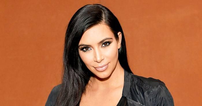 Kim Kardashian atrapa miradas al llevar la transparencia al nivel más extremo