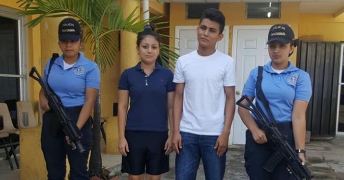Encuentran con un pandillero a joven que fingió su secuestro para exigir dinero a sus padres