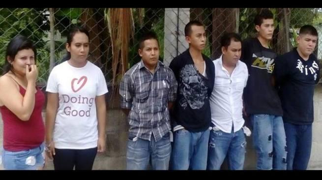 Capturan a cinco hombres y dos mujeres en La Paz por organizaciones terroristas