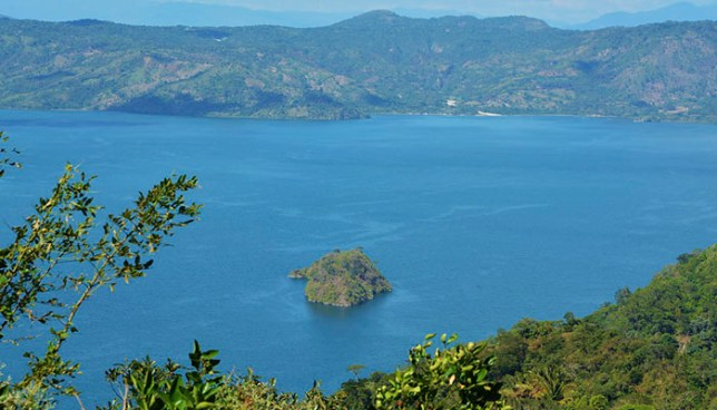 Autoridades reportan enjambre sísmico en lago de Ilopango