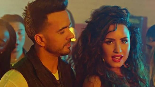Nuevo tema de Luis Fonsi con Demi Lovato parece tomar la misma fuerza de 'Despacito'