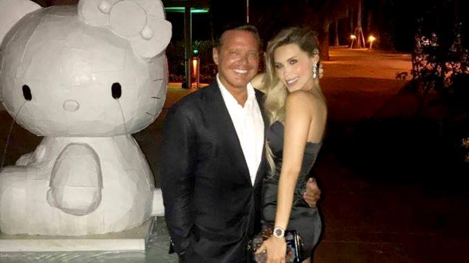 CONFIRMADO: Luis Miguel y Desiree Ortíz SÍ terminaron su relación