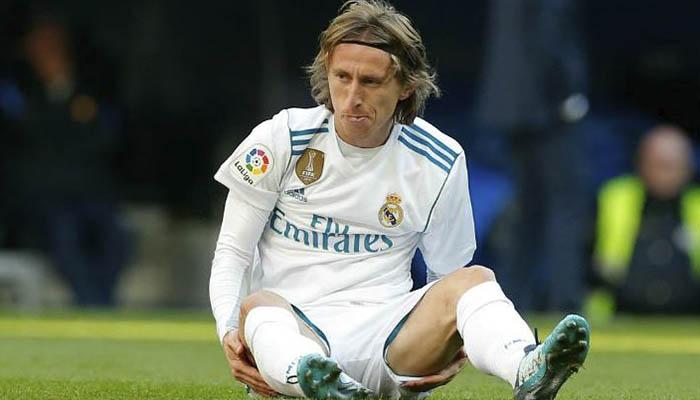 Luka Modric podría ir a la cárcel en Croacia por falso testimonio