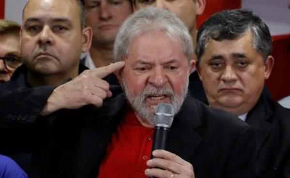 Pese a su condena, Lula Da Silva está dispuesto a ser candidato a presidente en 2018