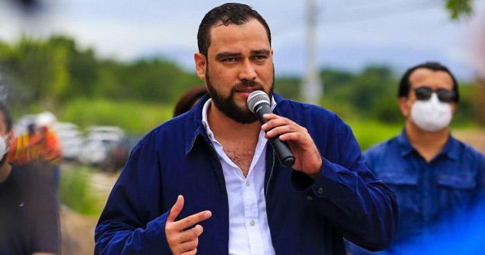 Ministro de Gobernación, Mario Durán, da positivo a COVID-19