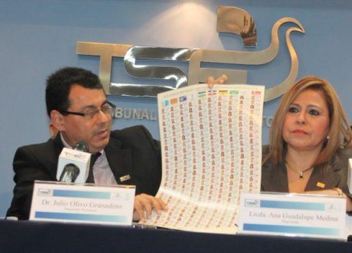Magistrados del TSE no prometen dar resultados de las elecciones 2018 el mismo día