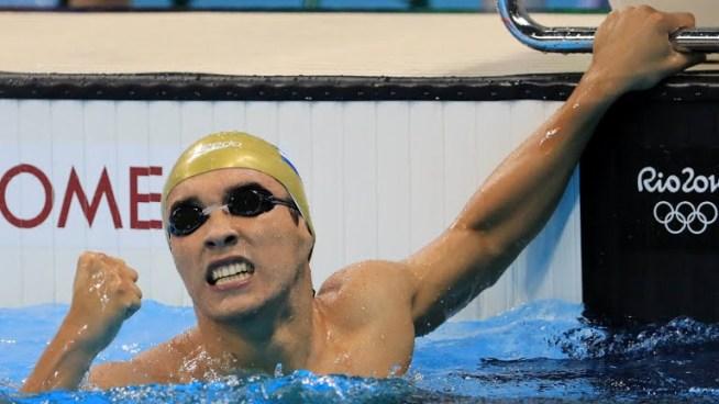 Marcelo Acosta debuta en Mundial de Natación y se coloca como segundo mejor latinoamericano
