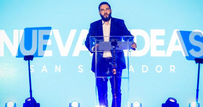 Mario Durán se declara como alcalde electo de San Salvador
