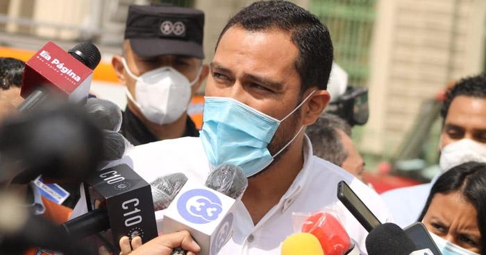 Inicia proceso sancionatorio contra Mario Durán por supuesta campaña adelantada