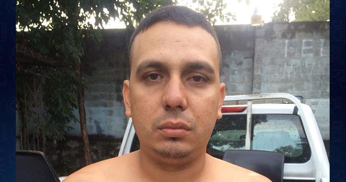 """Policías de Soyapango capturan al """"Huevo"""", pandillero acusado por el delito de homicidio"""