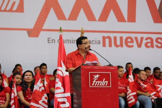 Medardo González hace un llamado a reformar la Constitución