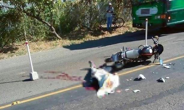 Tres motociclistas han muerto en accidentes de tránsito la mañana de este sábado