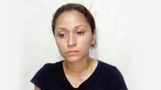 Capturan a mujer por el delito de extorsión en San Vicente