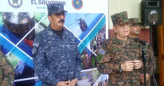 Fuerza Armada confirma proceso interno contra militares implicados en el caso del expresidente Funes