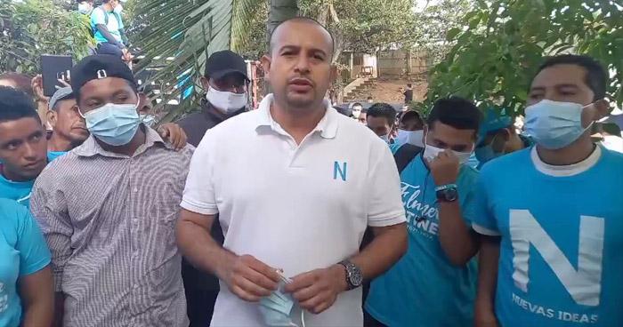 """Nuevas Ideas denuncia """"fraude"""" en elecciones de Concejo Municipal de Guaymango"""