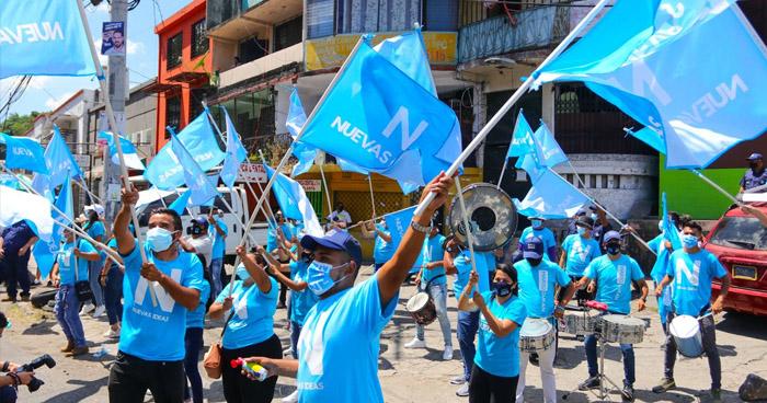 Nuevas Ideas gana alcaldías de Apopa, Ilopango y San Martín