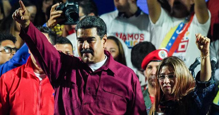 """Gobierno de Sánchez Cerén reconoce las elecciones en Venezuela y los felicita por su """"avance democrático"""""""