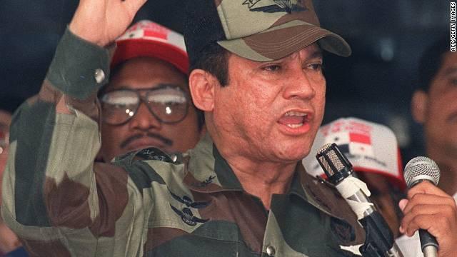Fallece el exdictador panameño Manuel Noriega