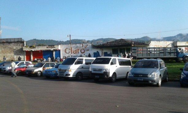 Personas denunciaron injusta incautación de sus vehículos en Operación Tecana