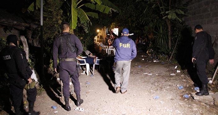 Ordenan la captura de más de 200 miembros de la MS que operan en el oriente del país