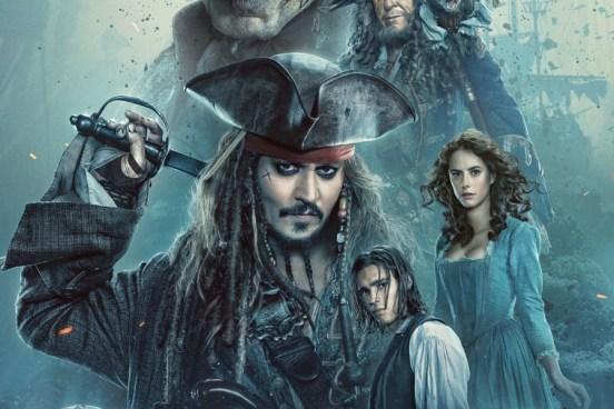 Ciberdelincuentes roban copia de Piratas del Caribe 5