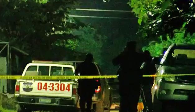 Agente de la PNC fue atacado por pandilleros en Mejicanos