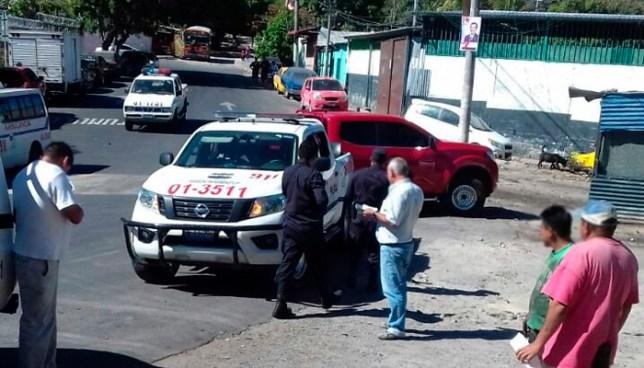 Este era el agente de la PNC que murió esta mañana tras tiroteo en San Patricio, San Salvador