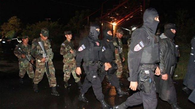 Fuerza Armada participó en operativo transnacional