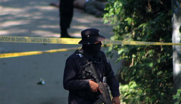 Pandillero fue desmembrado por miembros de su misma estructura criminal