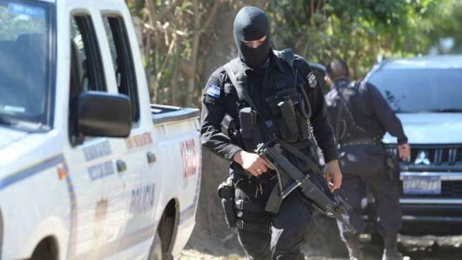 Muere miembro de pandilla MS tras enfrentamiento con la PNC en colonia Santa Lucía