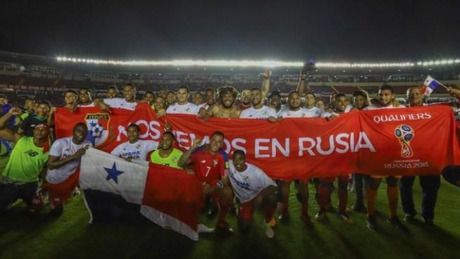 Panamá clasifica por primera vez a un Mundial