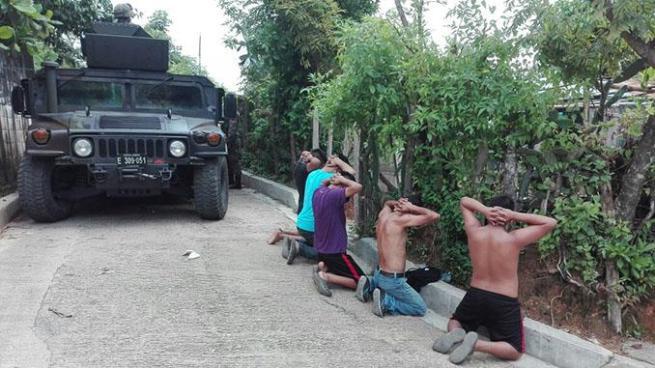 Un militar y 6 pandilleros son presuntos responsables del asesinato de Subsargento