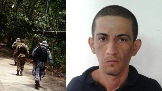 Capturan a pandillero que era buscado desde 2014 por matar a machetazos a un policía