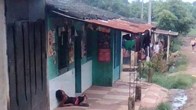 Presunto pandillero es abatido a balazos en El Refugio, Ahuachapán