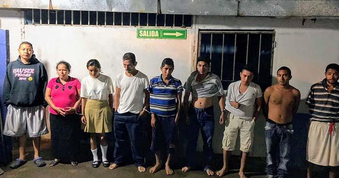 Ordenan la detención de 40 pandilleros que operaban en el occidente del país