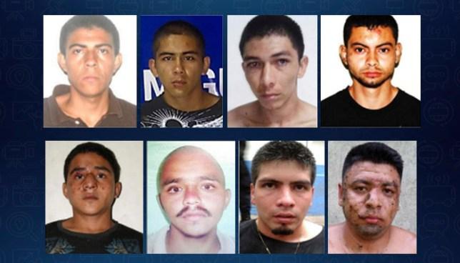 Leen nuevas ordenes de capturas contra pandilleros detenidos en San Miguel