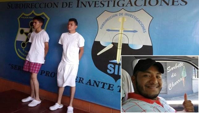 Pandilleros acusados de asesinar al camarógrafo Samuel Rivas son enviados a prisión