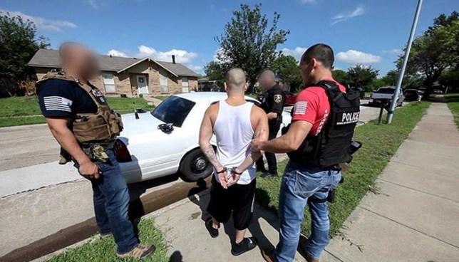 Estos son las 4 pandilleros salvadoreños más peligrosos buscados por los EE.UU