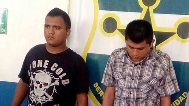 Capturan en Morazán a pandilleros por los delitos de resistencia y homicidio