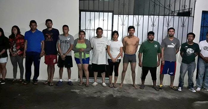Ordenan la captura de 28 pandilleros que delinquían en San José Villanueva, La Libertad