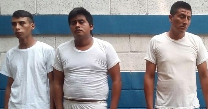 Capturan en Sonsonate a pandilleros que intentaron darle muerte a una persona