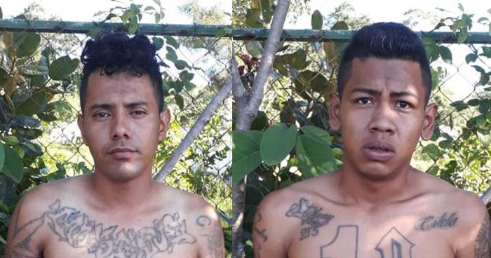 Capturan en Soyapango a pandilleros que portaban un arma de fuego