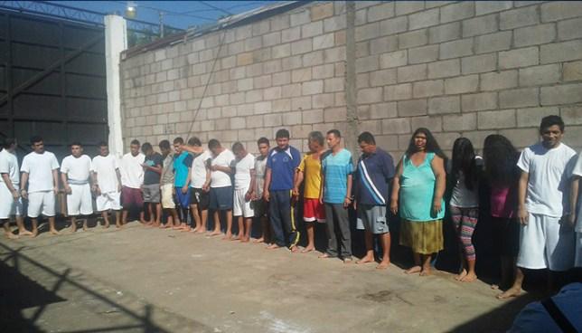 Fiscalía ordena la captura de más de 100 pandilleros en Sonsonate y Usulután