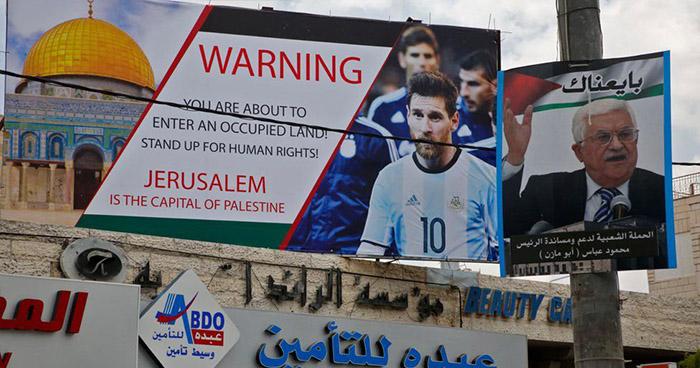 Suspenden partido amistoso entre Israel y Argentina por amenazas