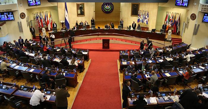 Proponen reducir de 84 a 60 la cantidad de diputados en la Asamblea Legislativa