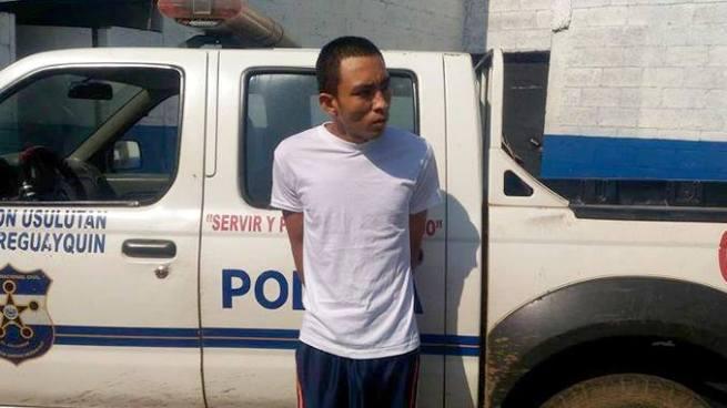 Policía captura a pandillero homicida en Usulután